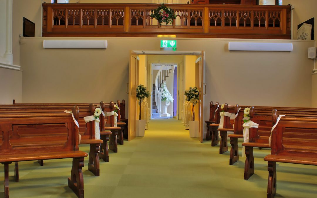 Church wedding venue for civil ceremonies in Co Louth