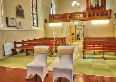 Visit Gerrards church for civil ceremonies