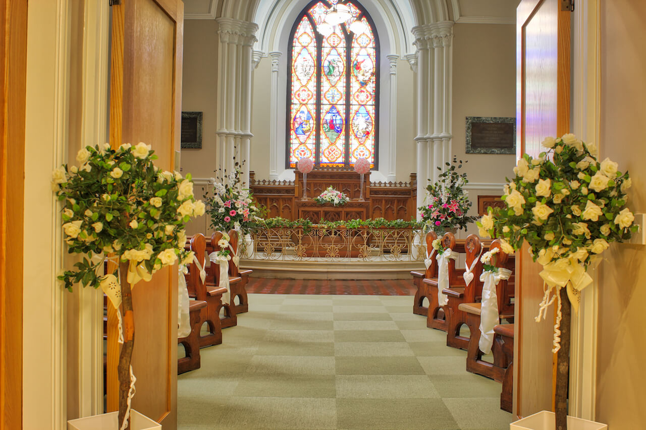 civil wedding church drogheda