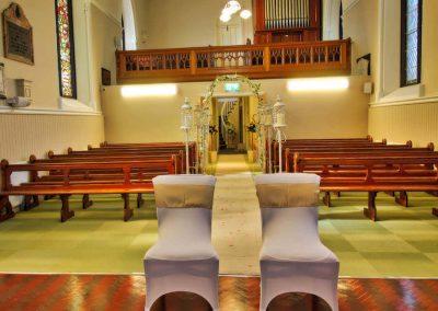 Gerrards church for civil wedding ceremonies